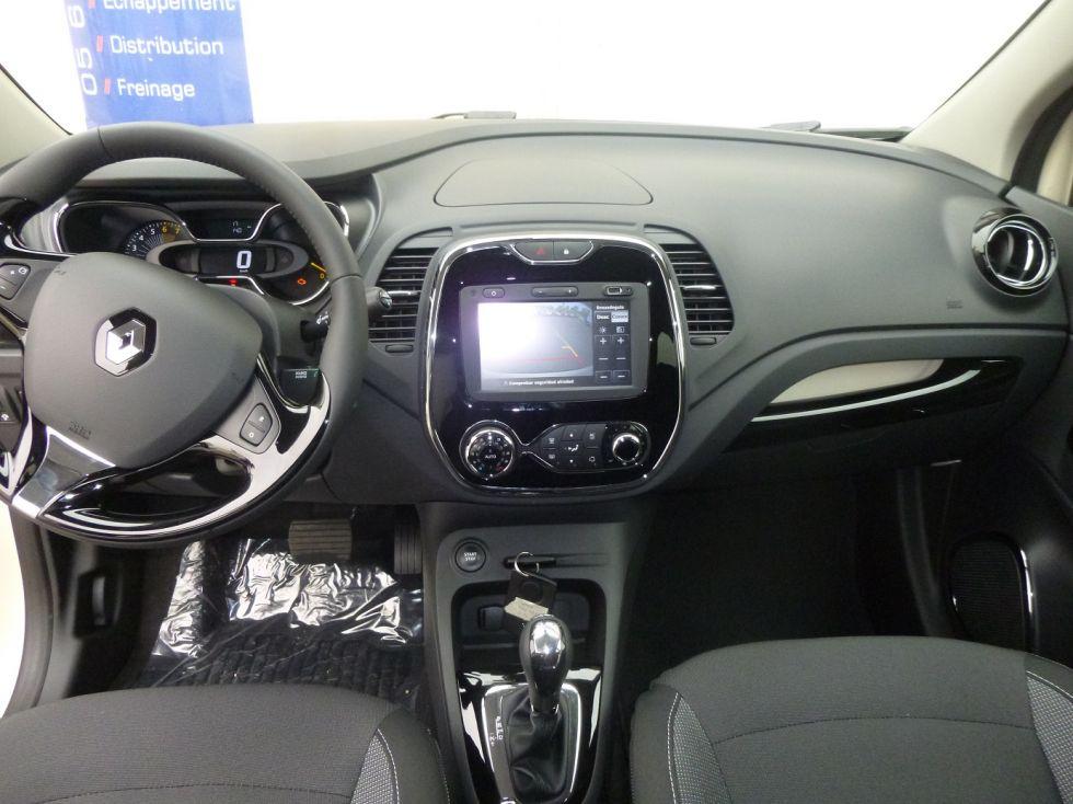Renault captur boite auto essence 120 chevaux sur toulouse garage mendon a - Interieur renault captur ...